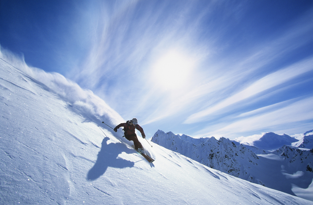 Avoid skiing injury