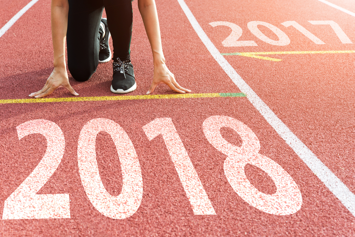 2018 Top 10 Fit Tips for New Year