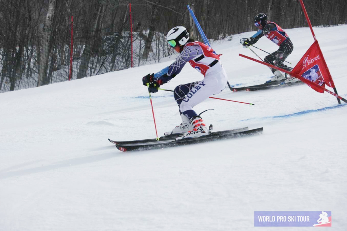 World Pro Ski Dual Slalom Racing