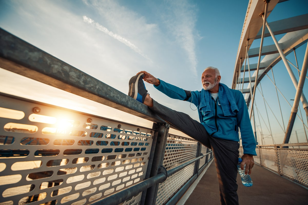 Avoiding a Total Knee Replacement Stone Clinic