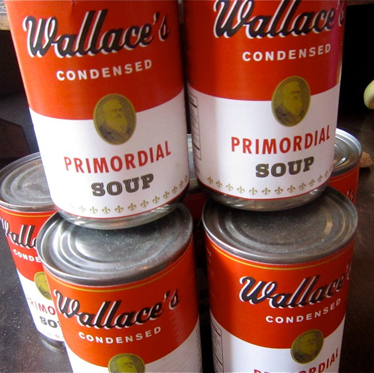 Can of Primordial Soup