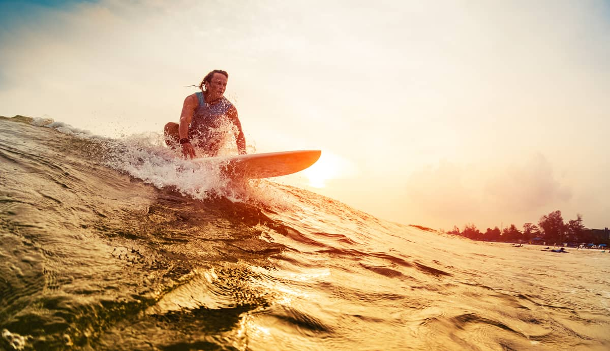 Recovering from Surfing Injuries