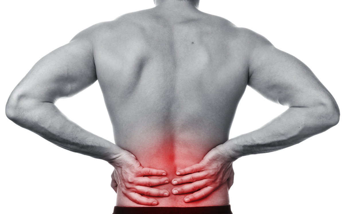 Why Back Pain Hurts Us