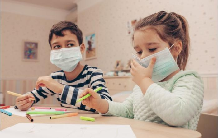 Why Children Should Wear Facemasks COVID Safety