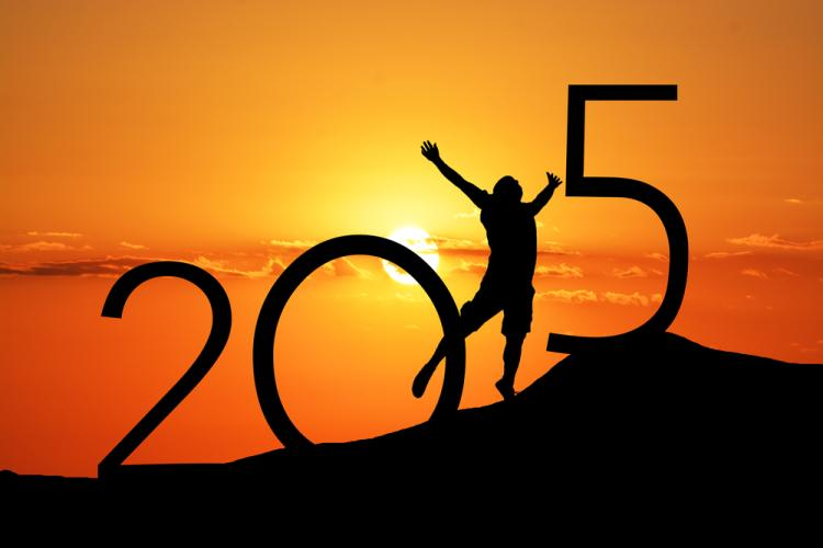 We wish you a fit and healthy 2015