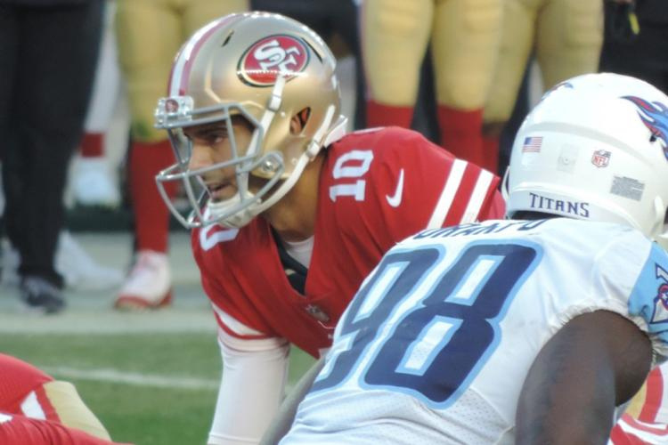 Jimmy Garoppolo ACL Injury